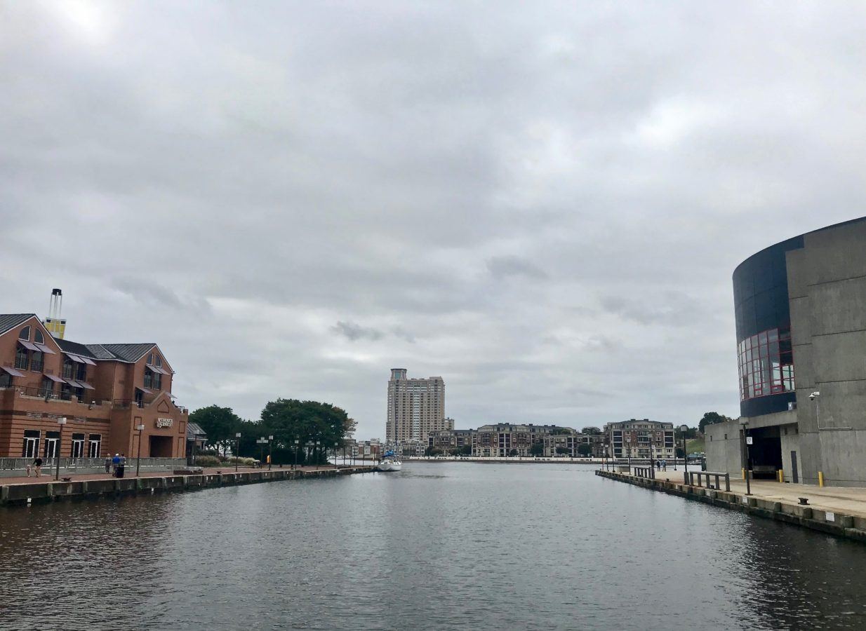 A day trip to Baltimore! Discover it with me!