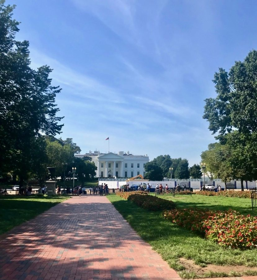 Finally Washington D.C.! Let's look at the Capitol