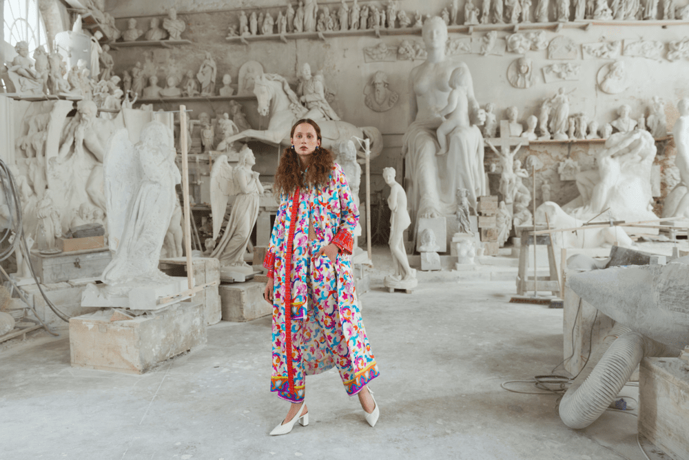 "Cettina Bucca and her ""Myth and Magic"" collection"