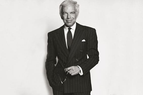 Ralph Lauren: a great American success