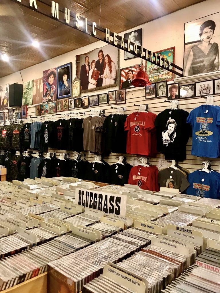 Ernest Tubb's shop