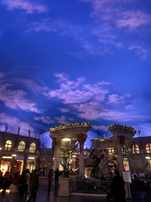 The Caesars Palace